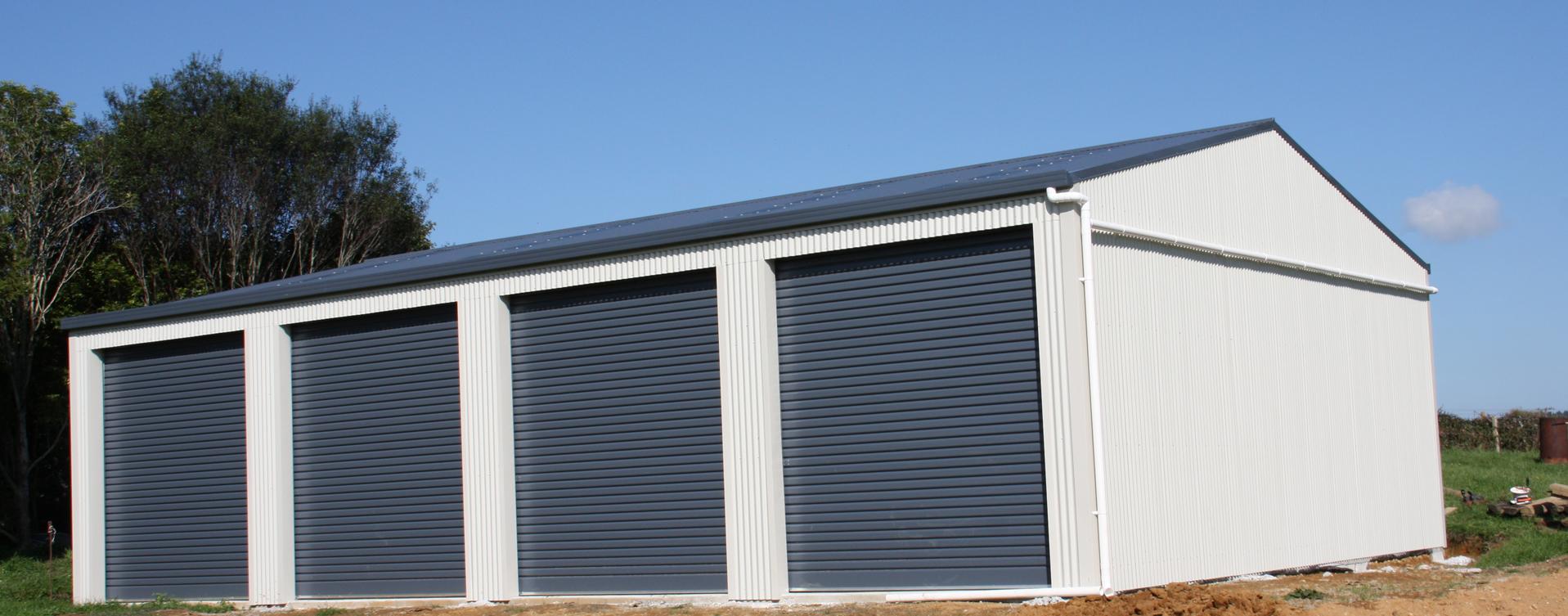 Gable Buildings Farm Shed Engineers Waikato