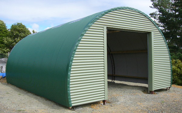 Arched Roof Shed Amp Haybarn2