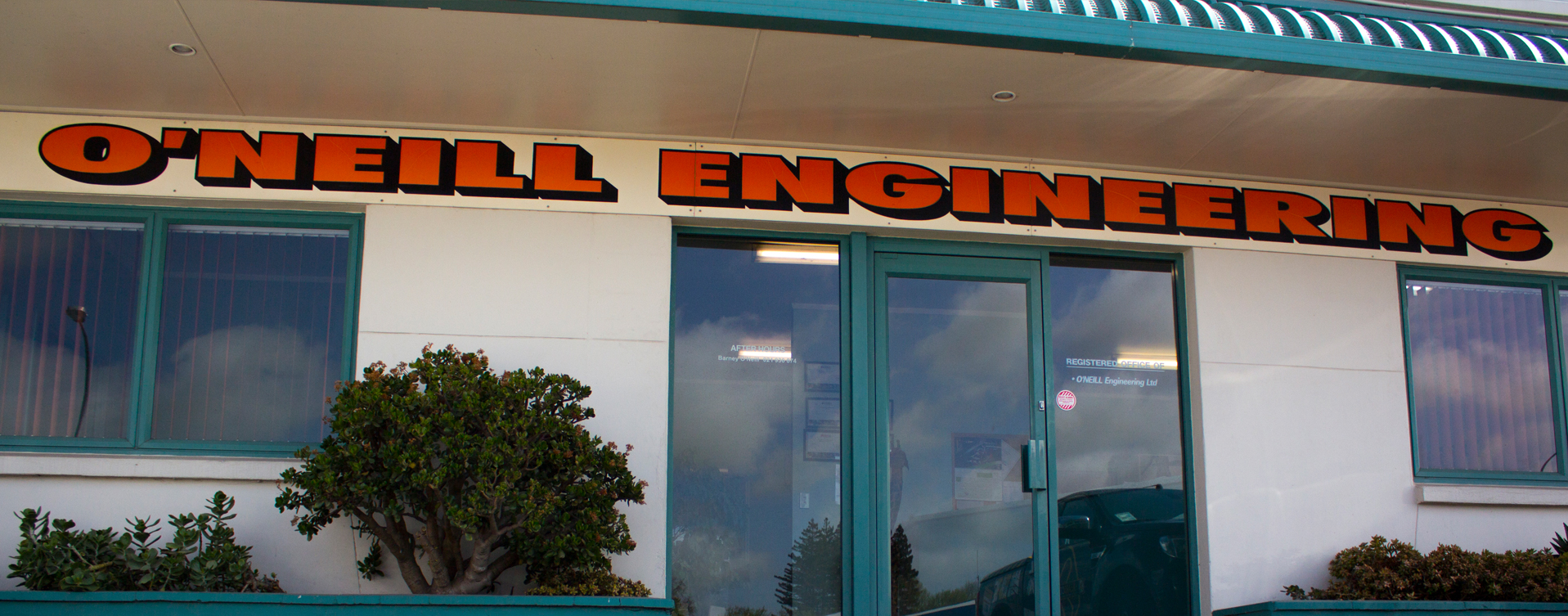 O neill engineering morrinsville engineering waikato nz for Half round buildings